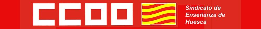 Sindicato de Enseñanza de CCOO de Huesca