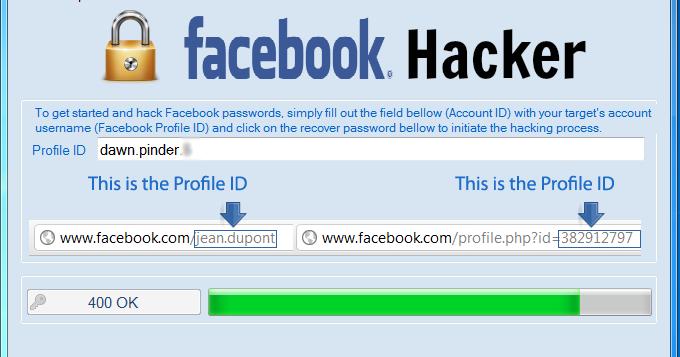 Free Download 007 Facebook Hack V1.0 With Full Cracked -