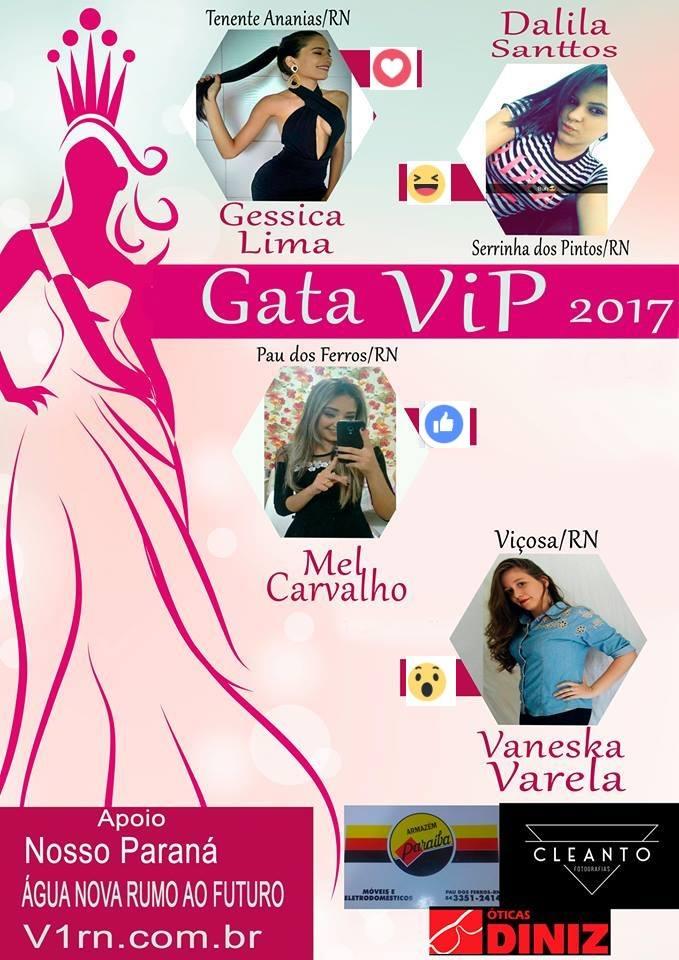 Grande Final Gata Vip 2017