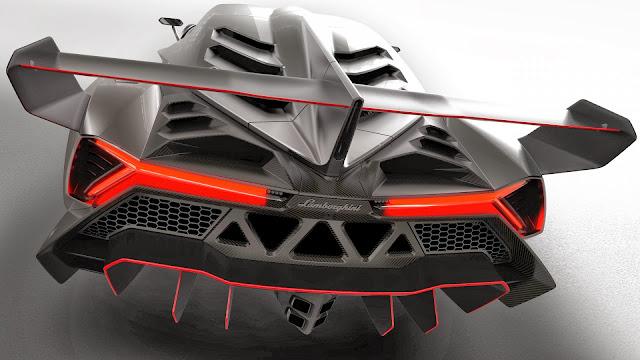 Imagenes del Lamborghini Veneno