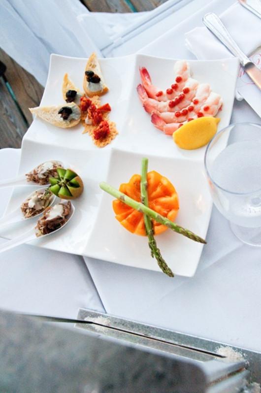 wedding ideas wedding food fruits