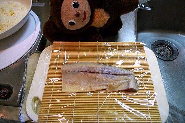 サバ寿司の作り方(5)