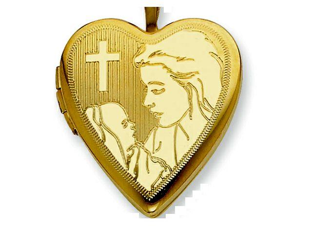 religious jewelry gold
