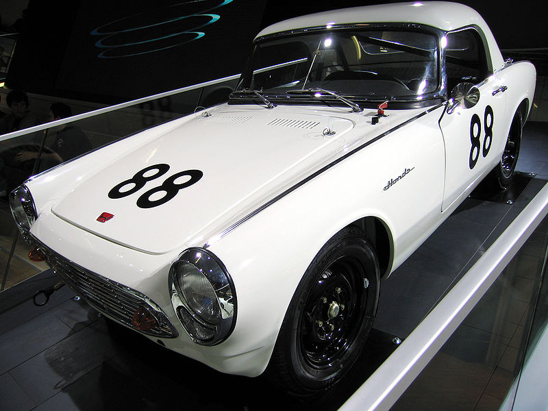 Honda S600, sports, stary japoński samochód, klasyk, oldschool, coupe, 日本車, スポーツカー, クラシックカー