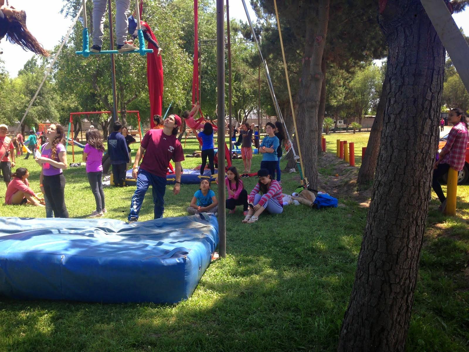 3º Convencion de Escuelas de Circo y Circo Social