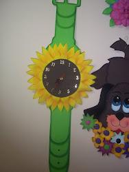 Reloj Girasol   $18.000
