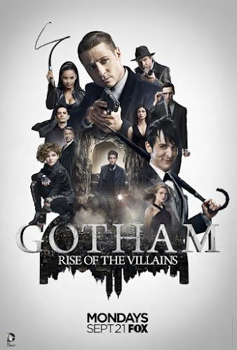Gotham Temporada 2 (HDTV 720p Ingles Subtitulada)