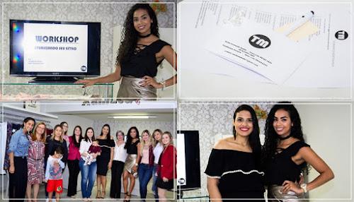 Workshop de moda: TRAÇANDO SEU ESTILO como foi!!!