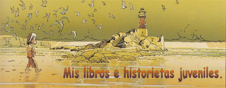 Libros e historietas de Pelayo