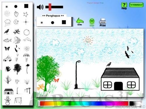 CERDAS | Aplikasi Pembelajaran Anak 4