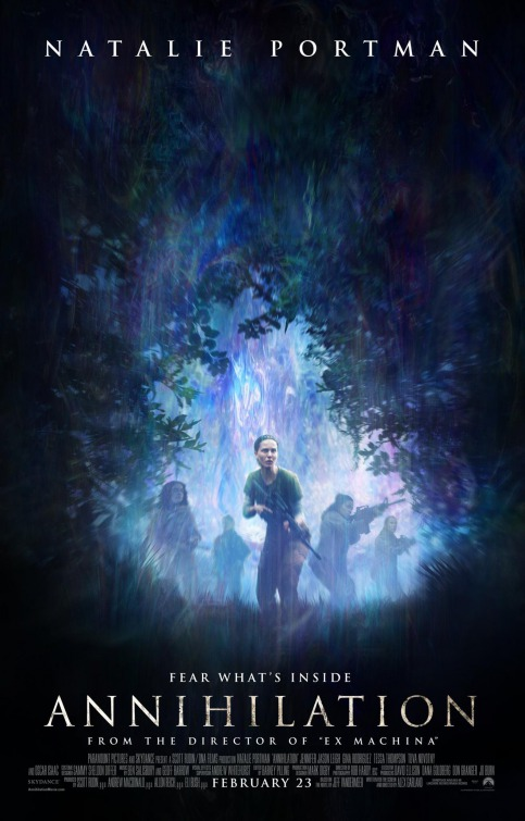 Recent releases: Annihilation (2018)