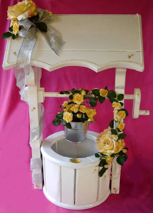 Modern Wedding Ideas And Decoration: new wedding wishing well new ideas