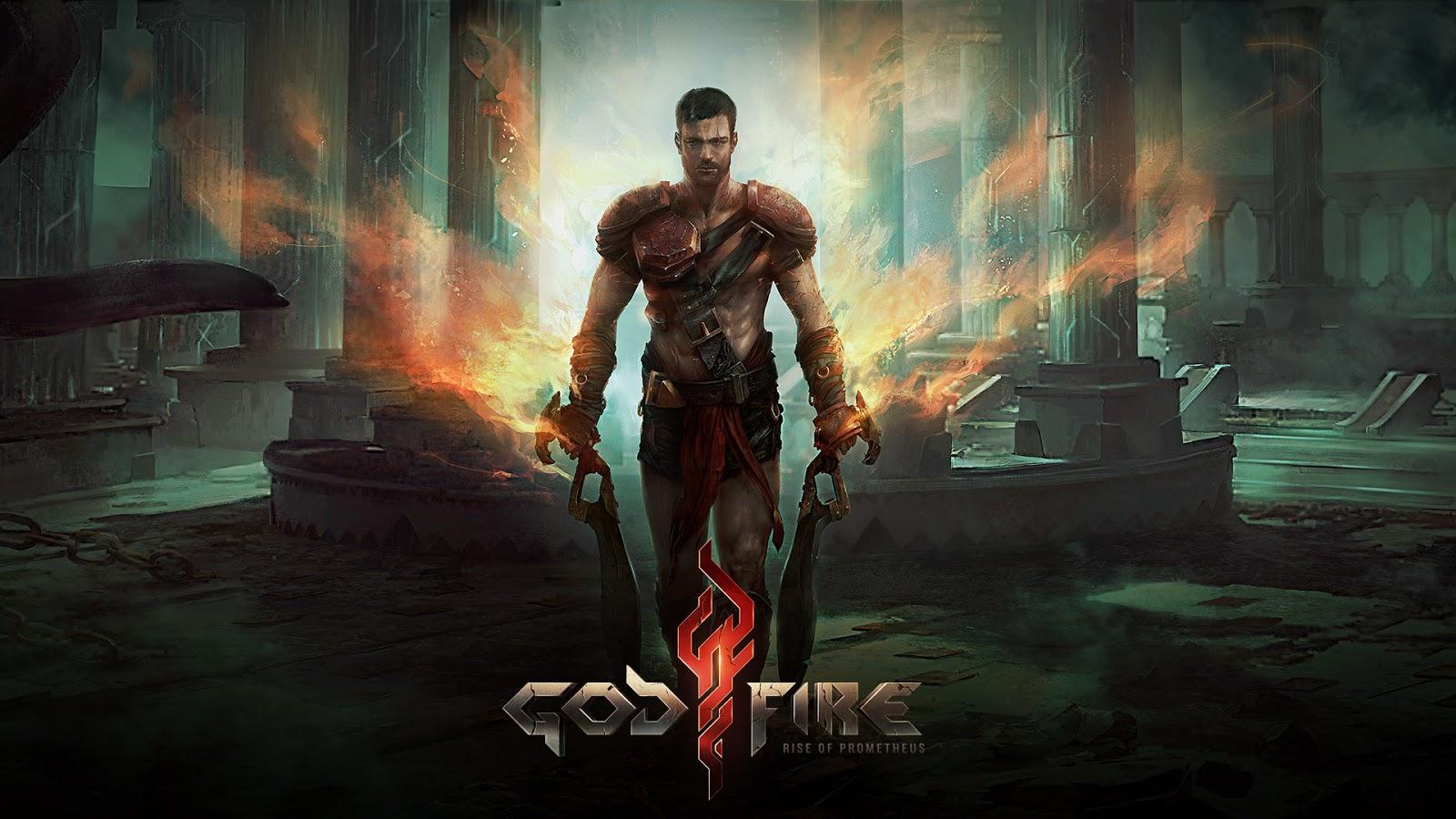 Godfire Rise of Prometheus wallpaper - godfire rise of prometheus wallpapers