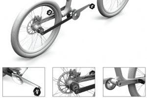 Gambar Konsep Sepeda Kota