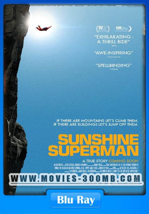 Sunshine Superman 2014 720p BluRay Poster