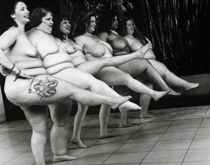 Фото толстых девушек ню