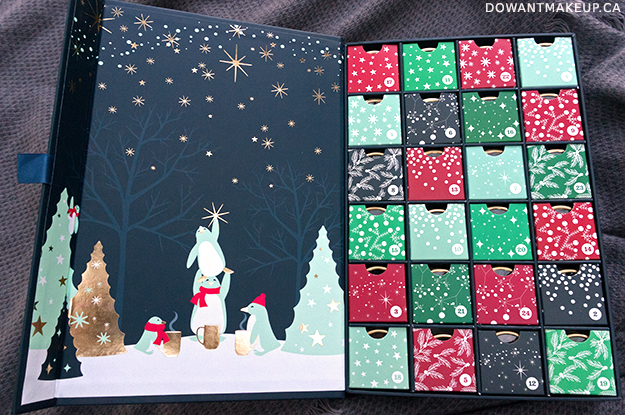 David's Tea Advent Calendar 2015