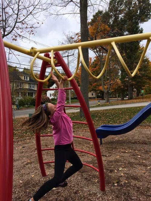 Cassie, keep swinging