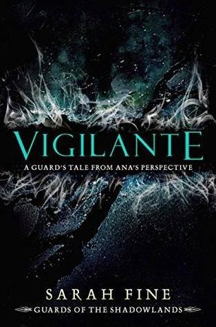 Vigilante by Sarah Fine
