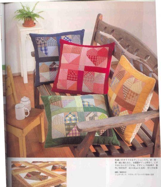 Creazioni con stoffa tante cose belle - Cose belle per la casa ...