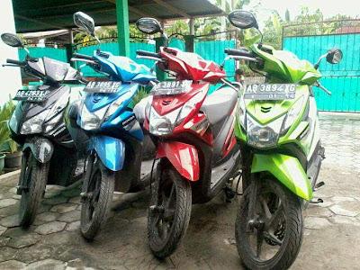 Peluang Usaha Baru : Rental Sepeda Motor