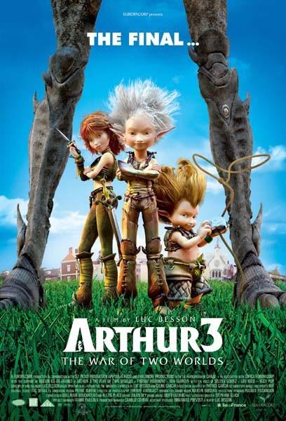 Cerita Film ARTHUR 3 |Trailer Video Film ARTHUR 3