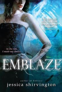 Blog Tour: Emblaze by Jessica Shirvington