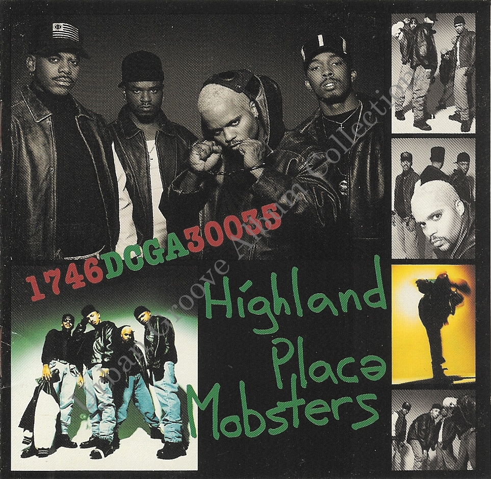Highland Place Mobsters - Take A Dip