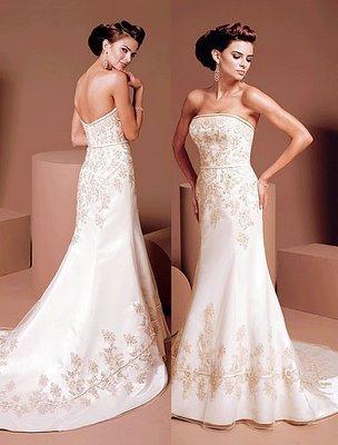 vestidos de noiva. Vestido de Noiva Com Renda