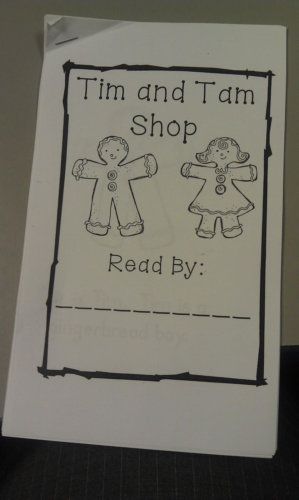 Kindergarten Kel: Gingerbread Kick-Off!