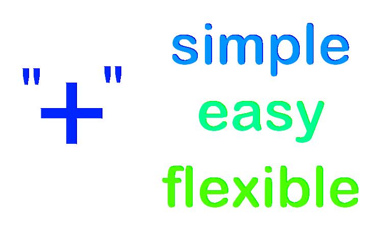 + Facile, +Semplice e + Flessibile