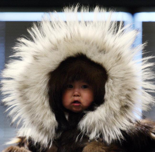 Beyond Buckskin Alaska Native Baby Contest