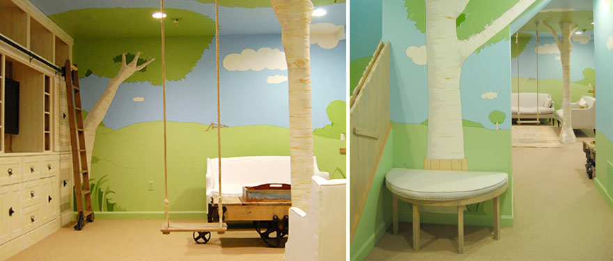 Картинки по запросу идеи детских комнат kid's bedroom ideas Kid's Bedroom Ideas That Will Bring You Back To Childhood chambres enfants geniales creatives 12