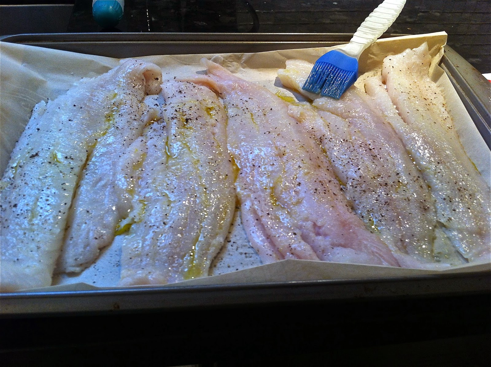 homemade by mary low fat oven baked fillet of cod with
