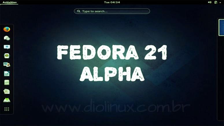 Fedora 21 Alpha