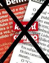 Boicote a estes jornais
