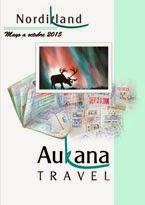 Aukana Travel 2015 Escandinavia