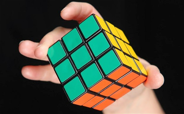How To Solve A 3x3x3 Rubiks Cube With Just 5 Algorithms Maniacs Den
