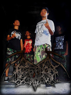 Rise From Sorrow Band Death Metal / Deathcore Banda Aceh Foto Personil Wallpaper