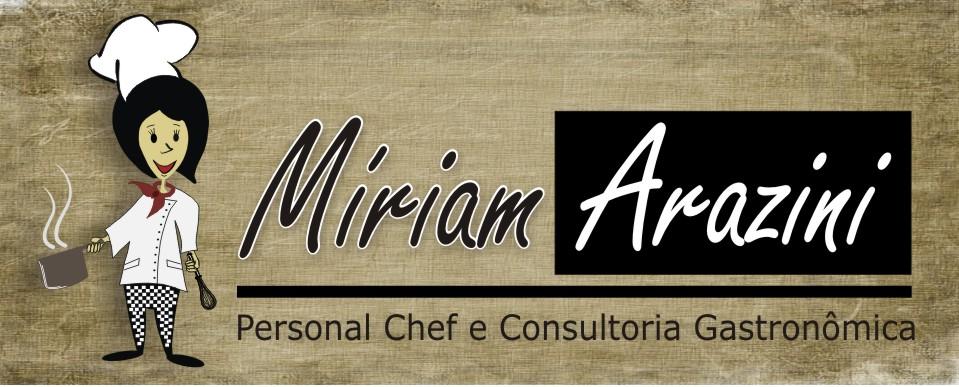 Personal Chef - Míriam Arazini