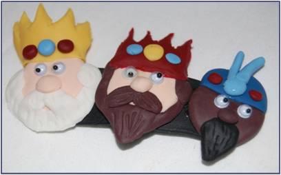 Navidad reyes magos