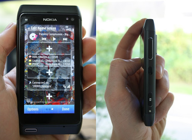 Nokia N8 Specification, Nokia N8 Reviews, Nokia Symbian, Smarphone