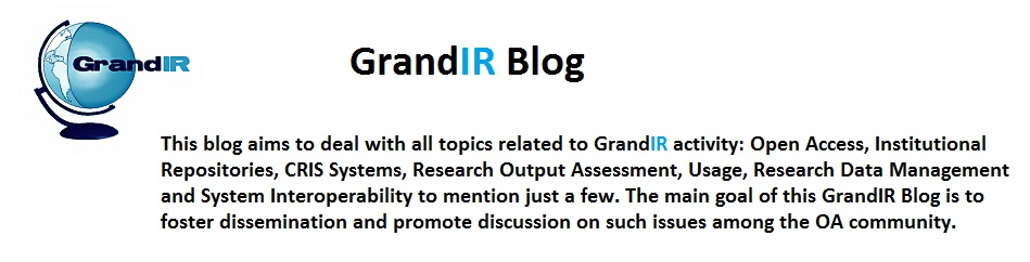 GrandIR Blog