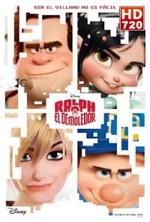 Ver ¡Rompe Ralph! (Wreck-It Ralph) (2012) Online