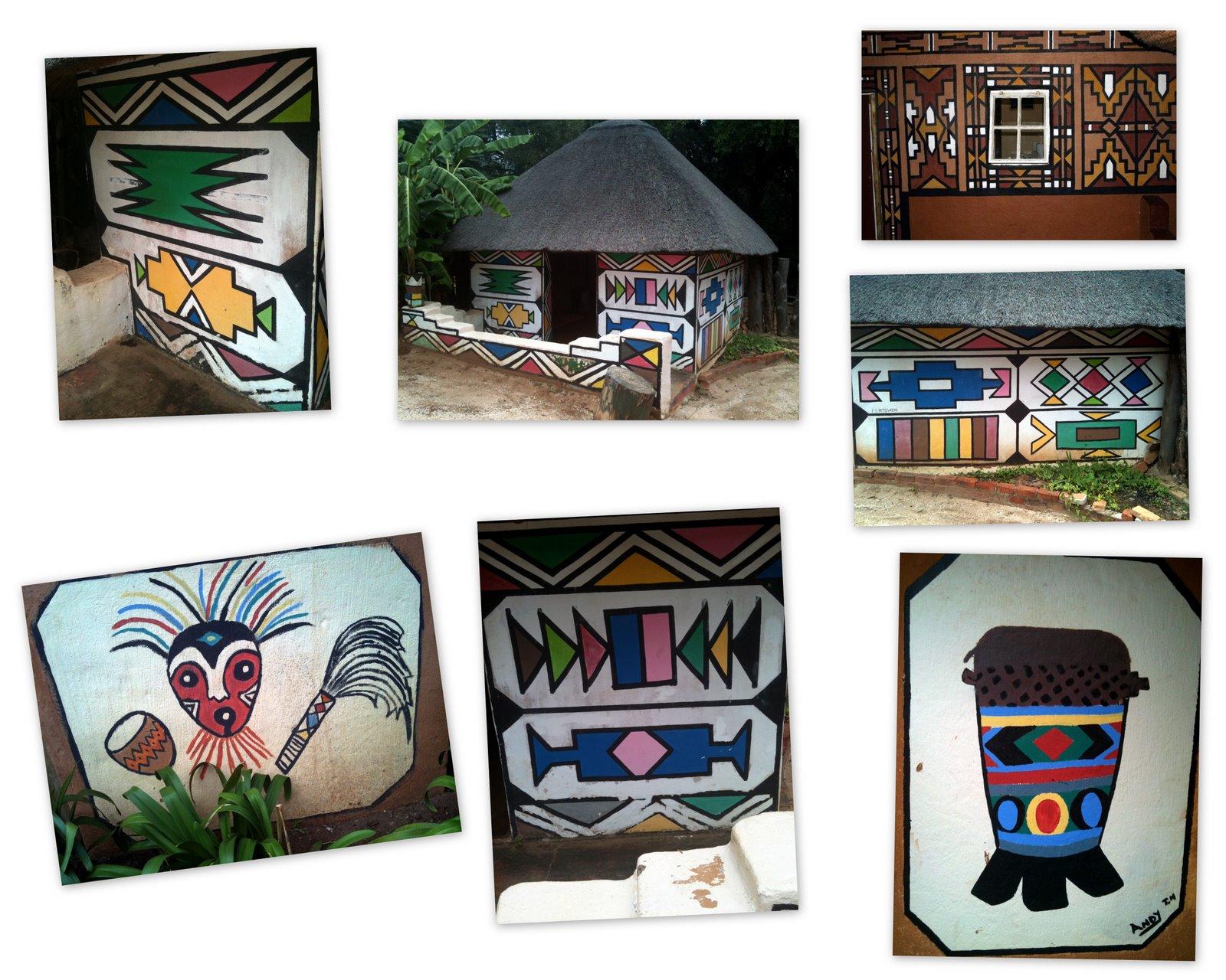 Will's Wools: Kleur inspiratie? Ndebele kunst! Colour inspiration ...