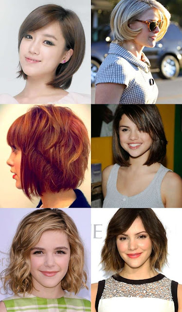 Potongan Rambut Wanita