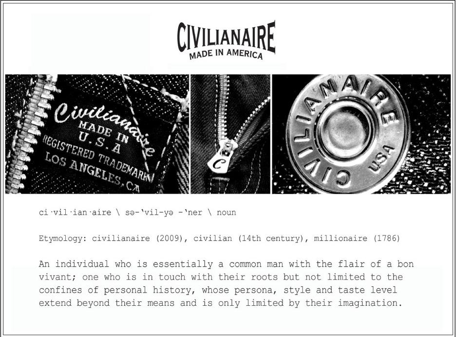 Civilianaire Made In USA