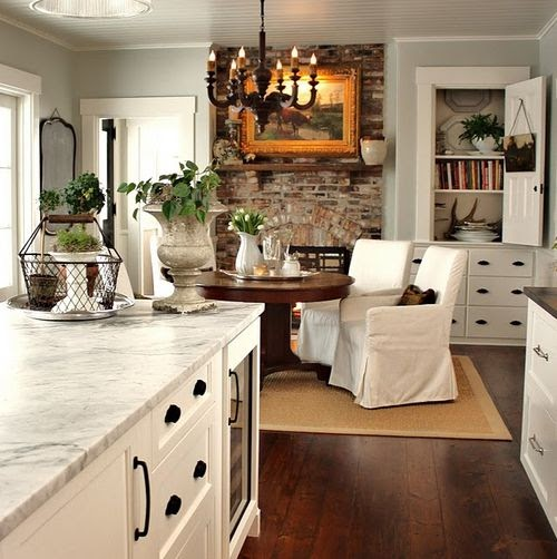 Grey Kitchen Walls With White Cabinets: C.B.I.D. HOME DECOR And DESIGN: CHOOSING THE RIGHT COLOR