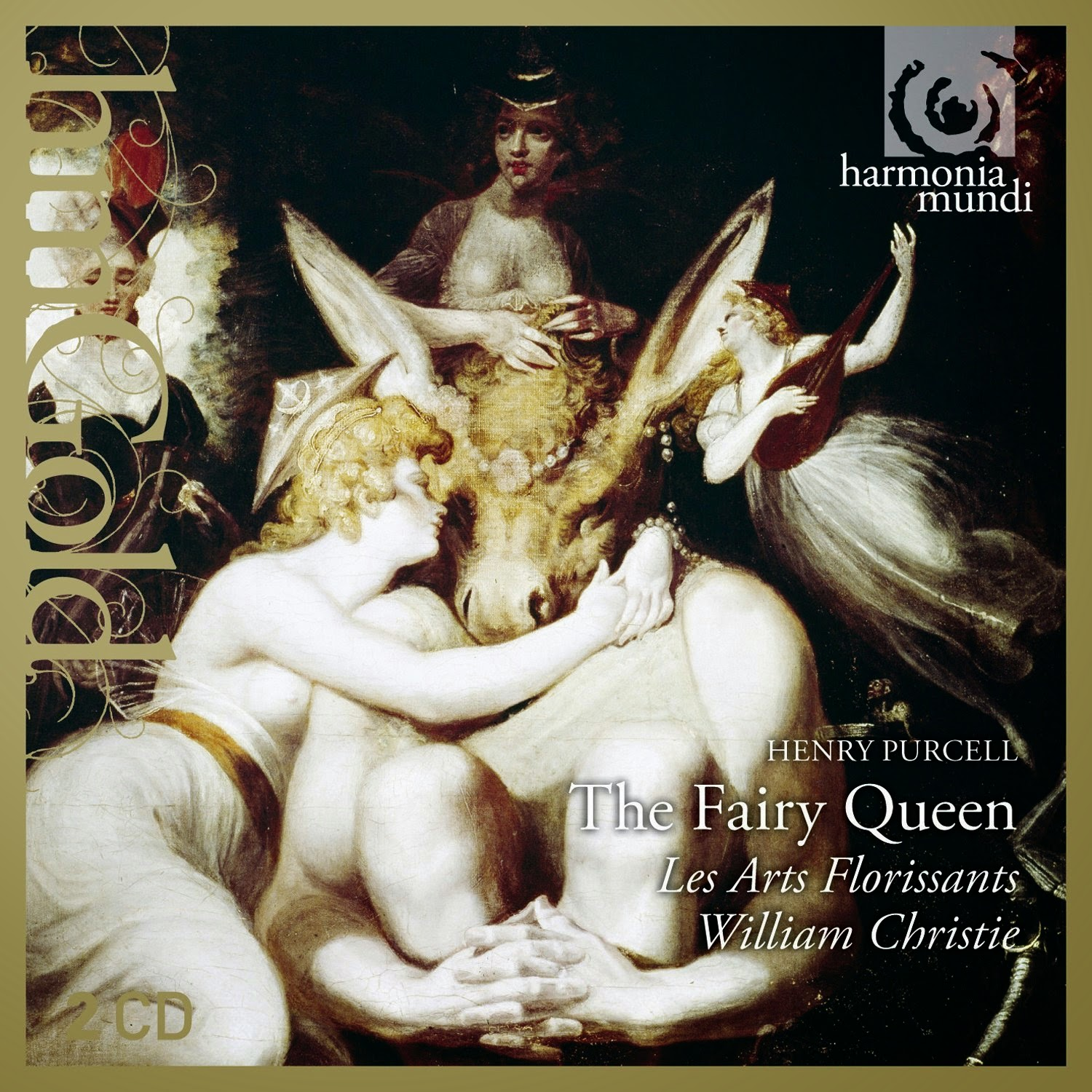 Purcell - The Fairy Queen - Christie - Harmonia Mundi