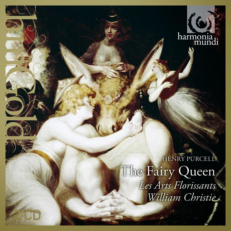 Purcell - The Fairy Queen - Christie - Harmonia Mundi